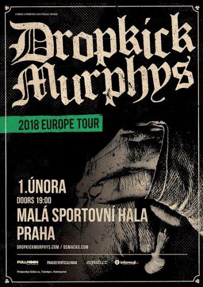 Dropkick Murphys Tour 2020.Tickets Dropkick Murphys Prague 1 2 2018 Festivaly Eu