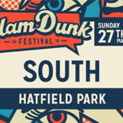 Slam Dunk Festival 2018 – South
