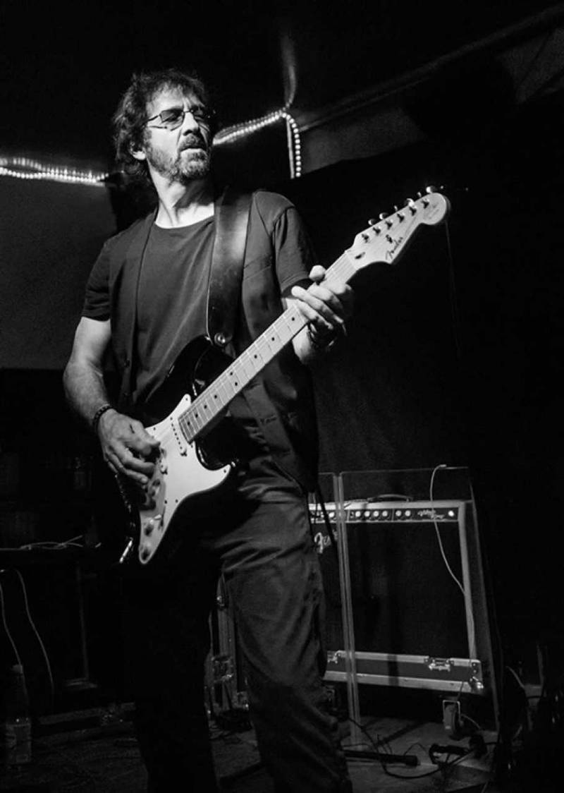 Eric Clapton Tribute: Cliff Stevens