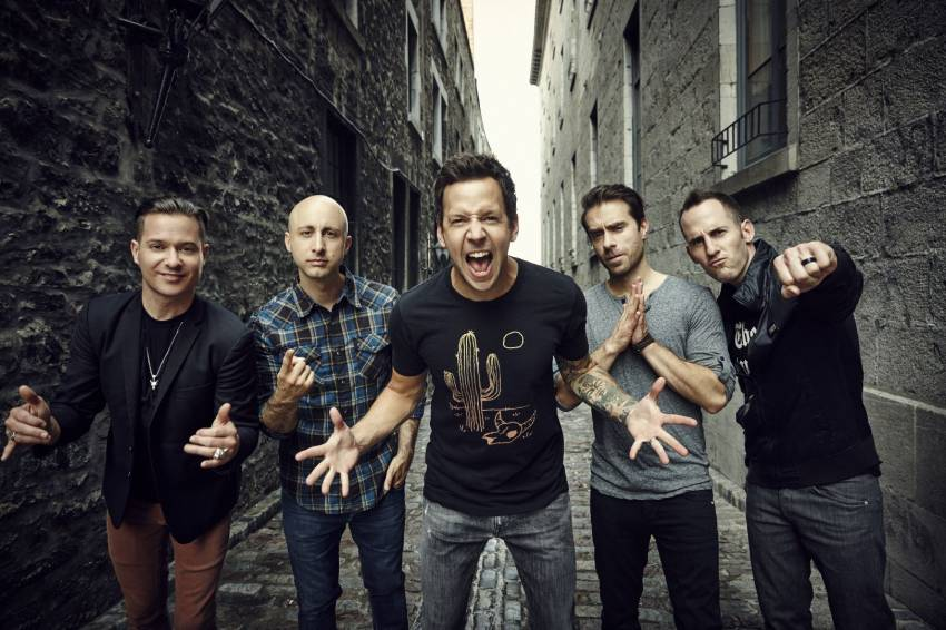 Simple Plan Tour 2020 Simple Plan   tickets, concerts and tour dates 2019 — Festivaly.eu