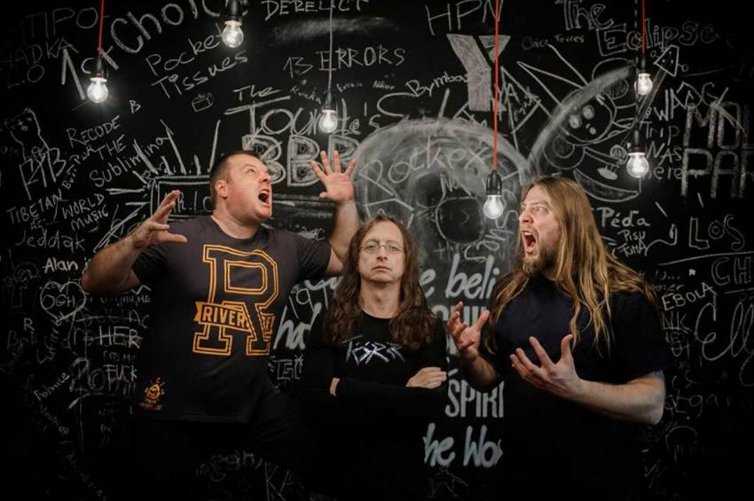 c26c7d565fd Metal Thunder - Törr + Root + Arch of hell Koncert