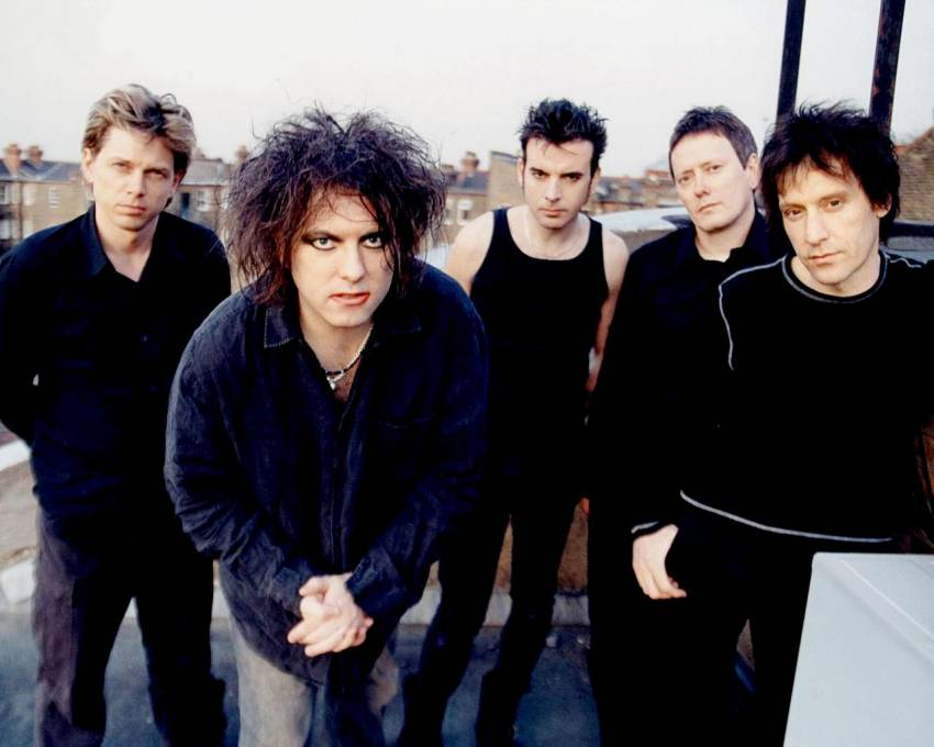 The Cure - tickets, concerts and tour dates 2019 — Festivaly eu