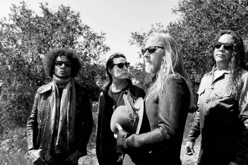 Alice In Chains + Black Rebel Motorcycle Club