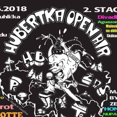 Hubertka Open Air 2018