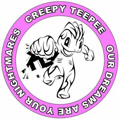 Creepy Teepee 2016