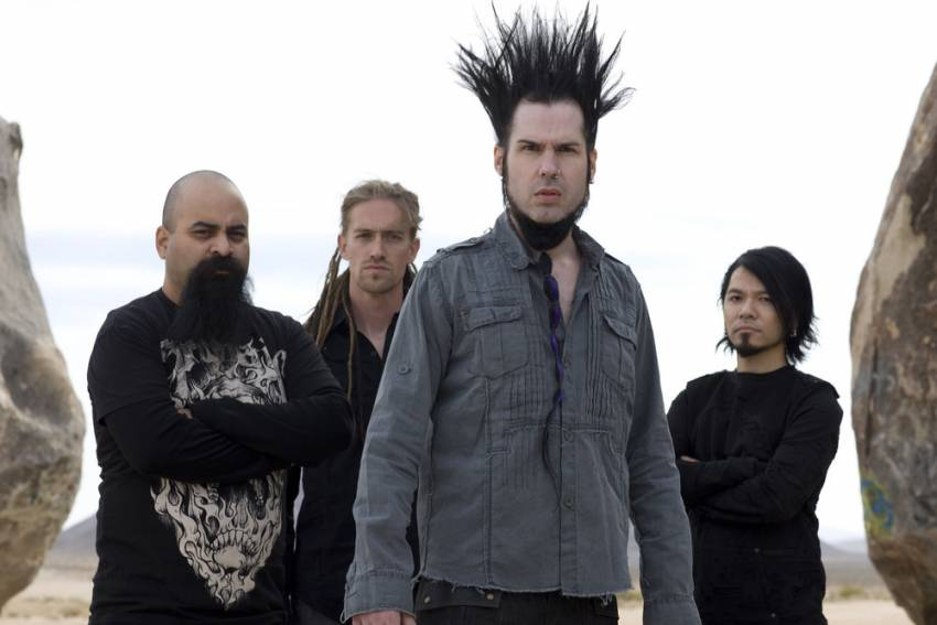 Static-X + Wednesday 13 + Soil