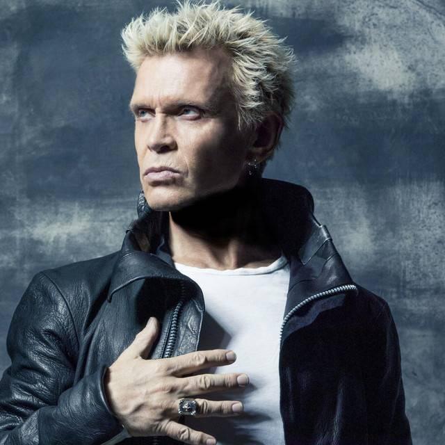 Billy Idol Konzerte Tickets Und Tourneen 2021 Festivaly Eu