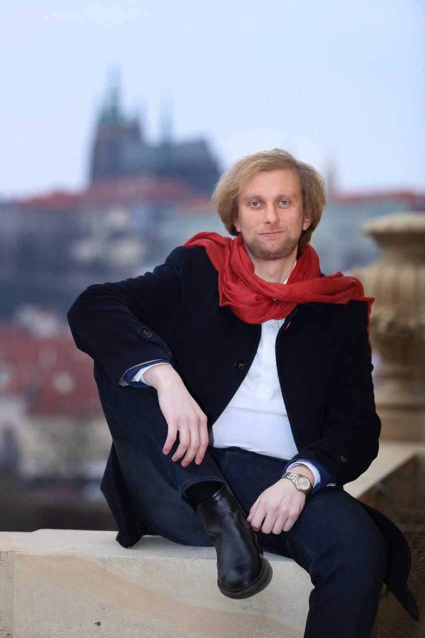 Ivo Kahánek a hosté