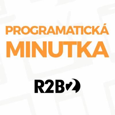 R2B2 audio - Programatická minutka