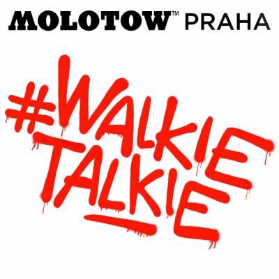 MOLOTOW™ PRAHA #walkietalkie