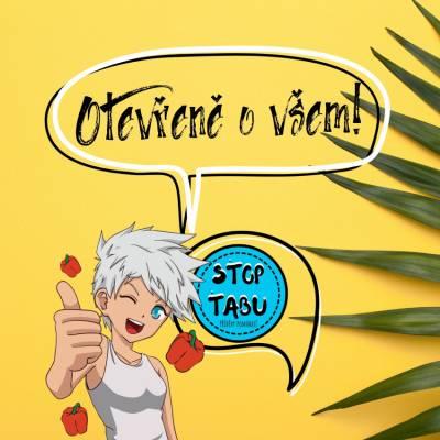 Stop tabu - otevřeně o všem!