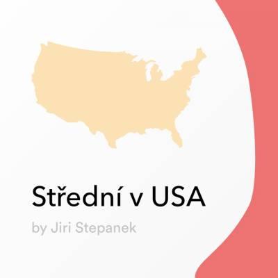 Střední v USA