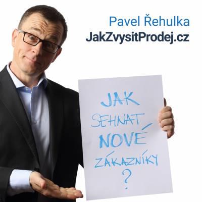 Pavel Řehulka - JakZvysitProdej.cz