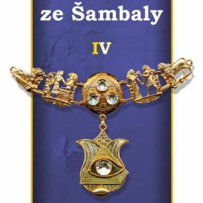 Sensei ze Šambaly. Kniha 4