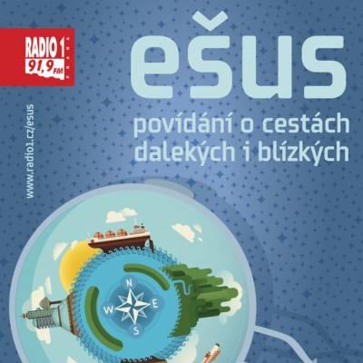 """Ešus (17.8.2020) [Michal """"Hugo"""" Hromas a jízda Španělskem]"""